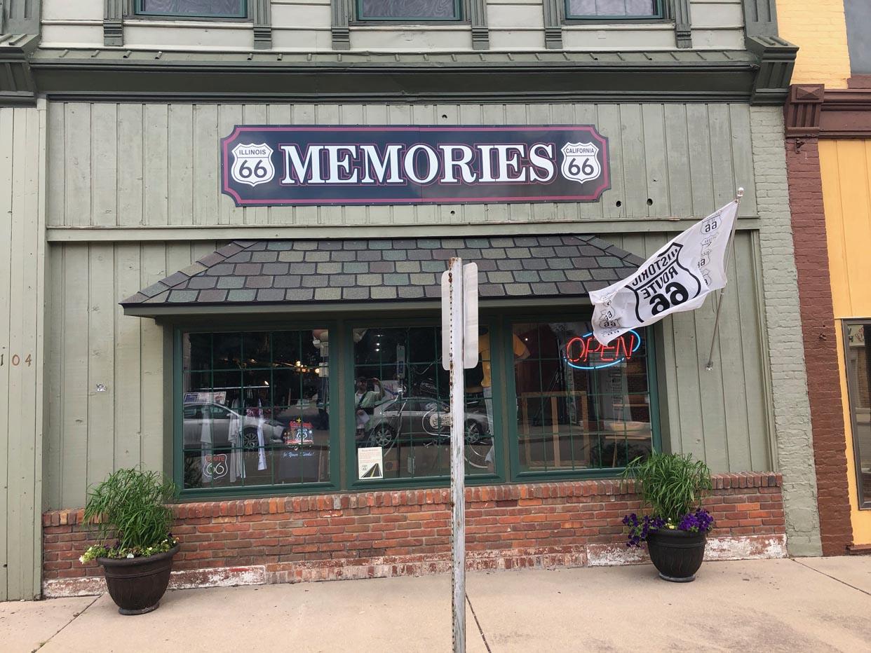 Memories 66 Museum