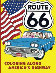 Coloring Along America's Highway