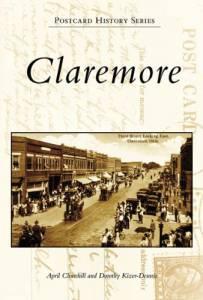Claremore (OK) (Postcard History Series)