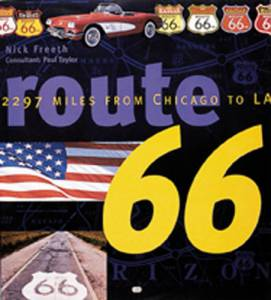 Route 66: 2,297 Miles from Chicago to LA