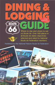 Route 66 Dining & Lodging Guide – 14th edition