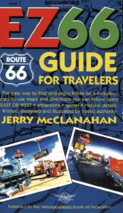 Route 66: EZ66 Guide for Travelers – 1st edition