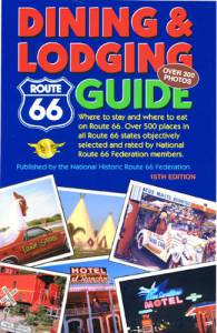 Route 66 Dining & Lodging Guide – 15th Edition