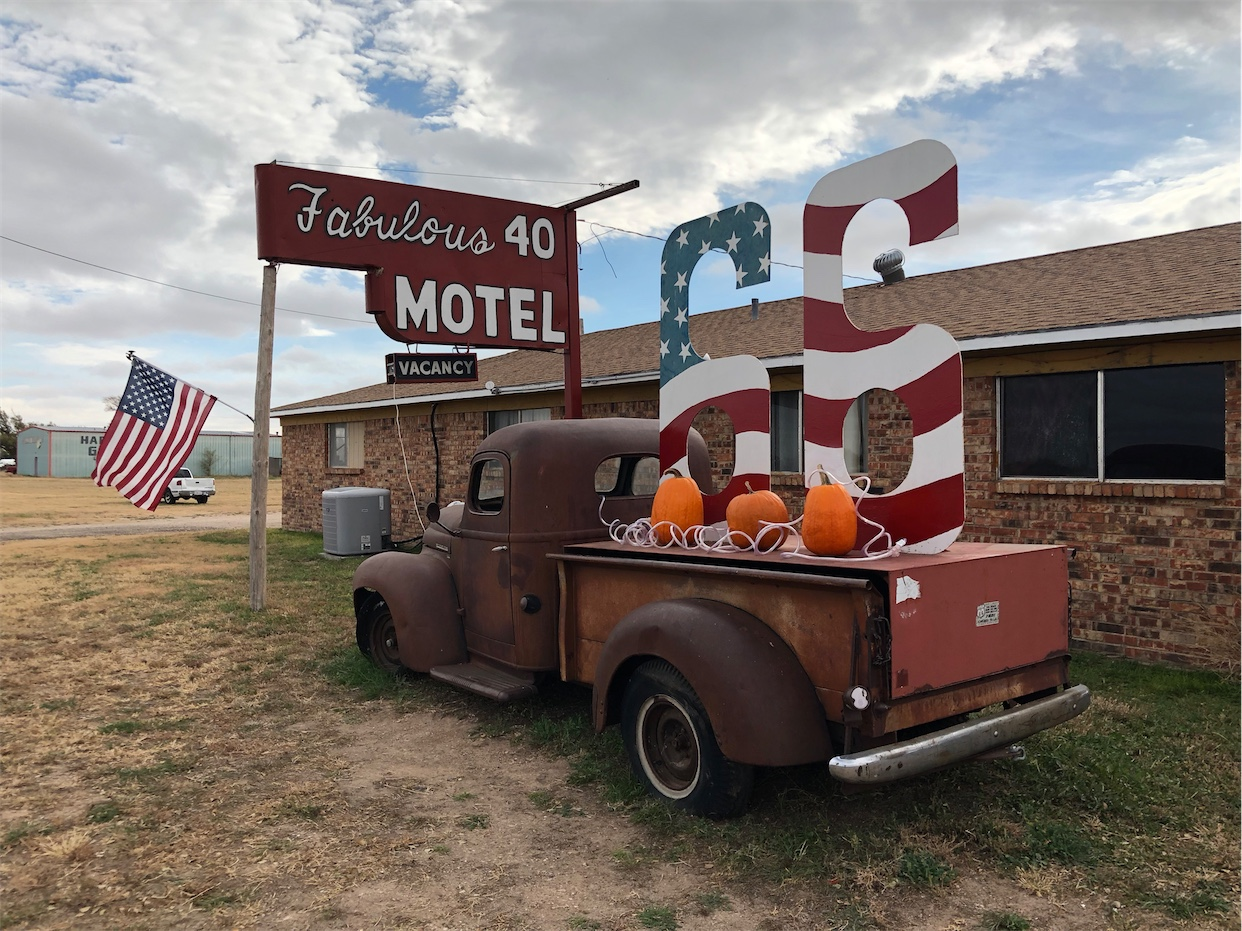 Fabulous 40 Motel