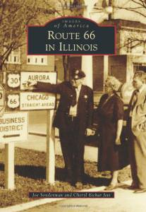 Route 66 in Illinois (Images of America)