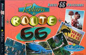 Return to Route 66: Postcards