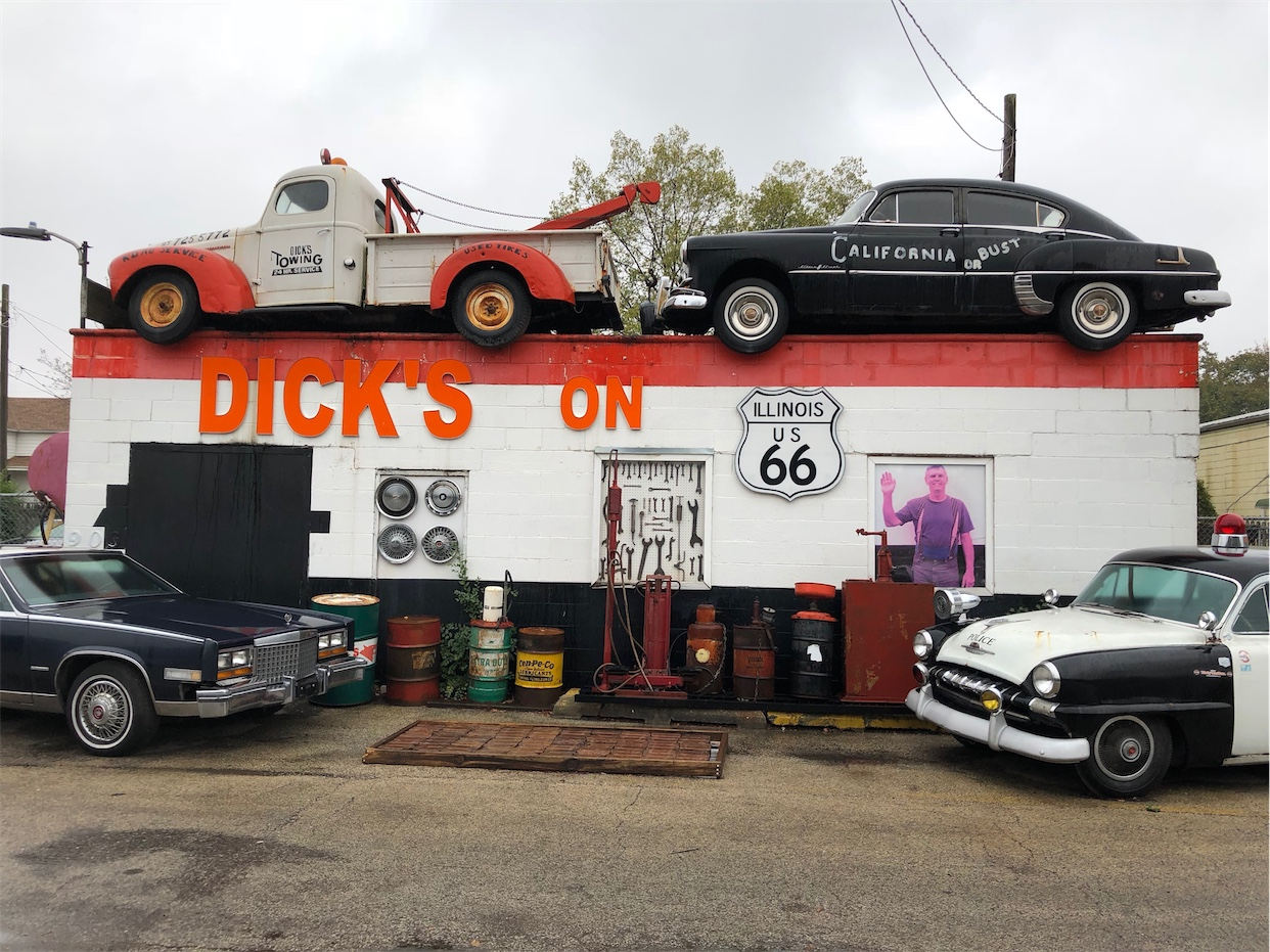 Dick's On Route 66