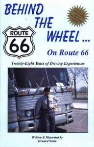 Behind the Wheel…on Route 66