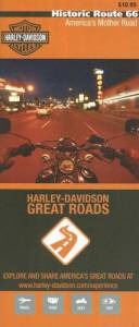 Historic Route 66, America's Mother Road, Harley-Davidson Great Roads