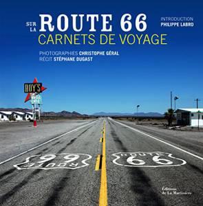 Sur la route 66 : Carnet de voyage