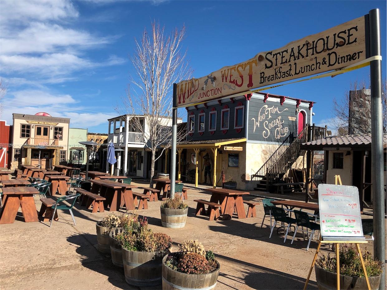 Wild West Junction