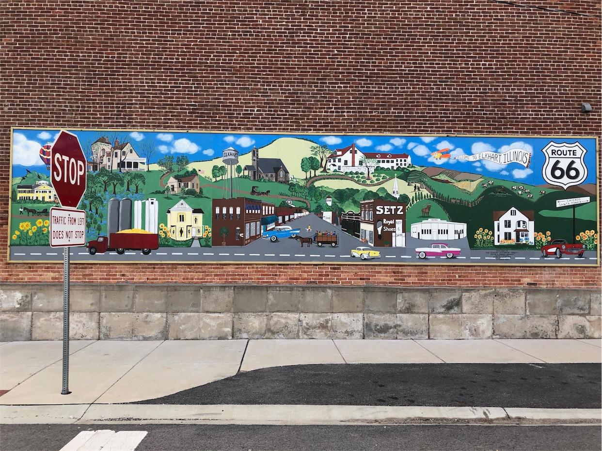 Elkhart Murals