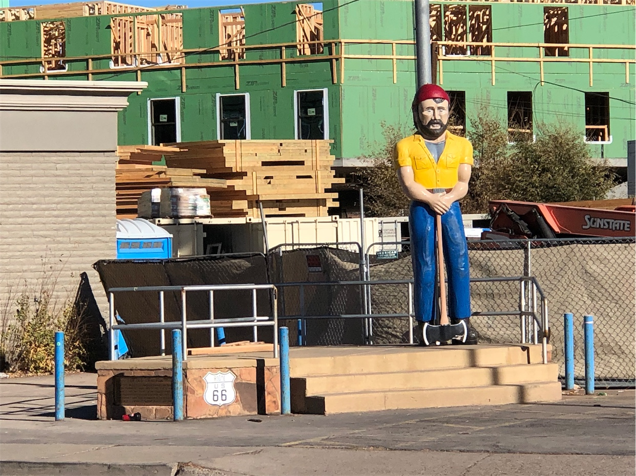 Louie The Lumberjack