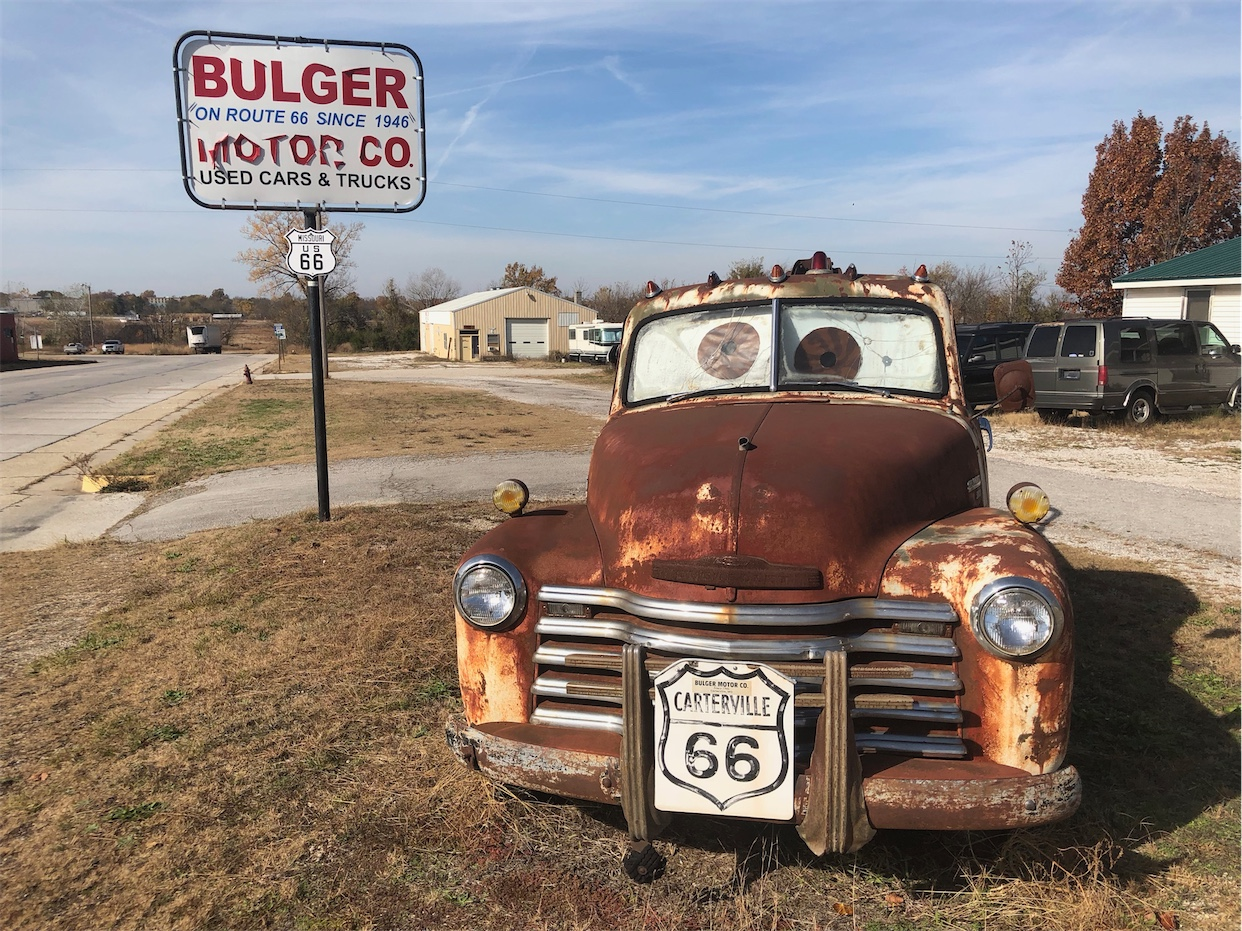 Bulger Motor Co