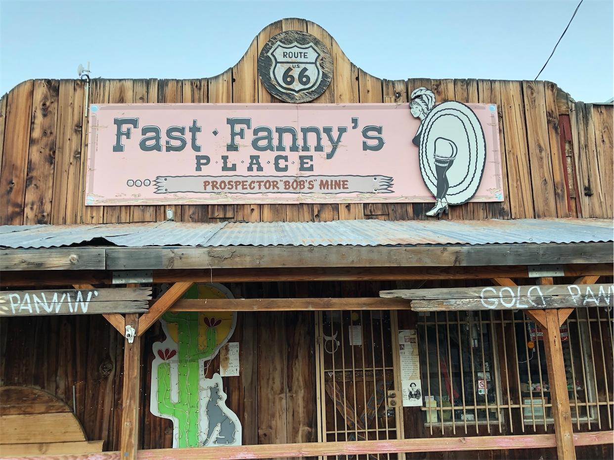 Fast Fanny's