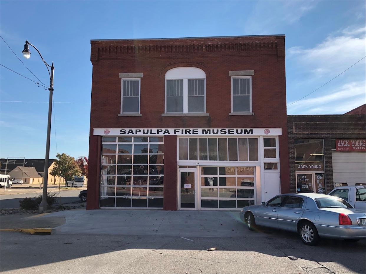 Sapulpa Historical Society & Fire Museum