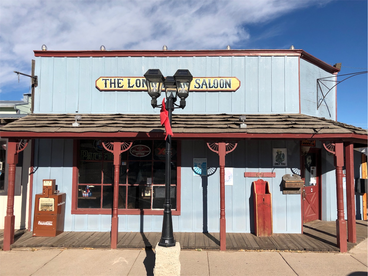 The Long Horn Saloon