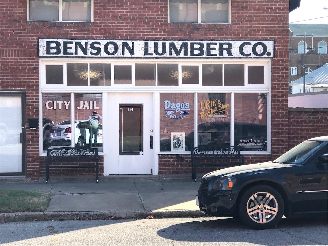 Benson Lumber Co.