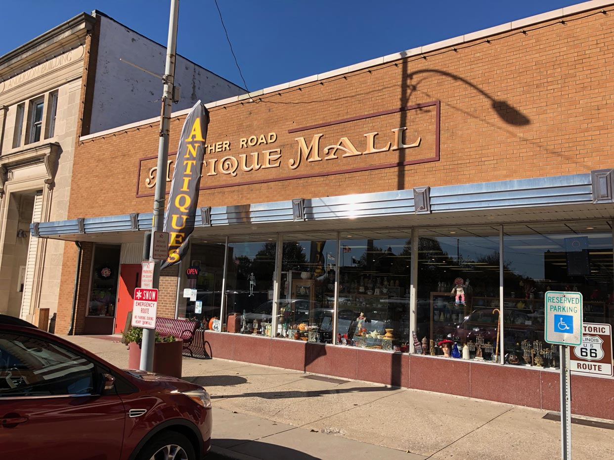 Mother Road Antique Mall