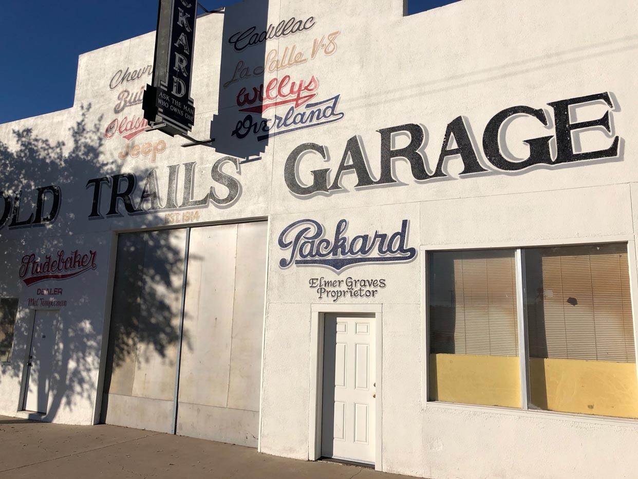 Old Trails Garage