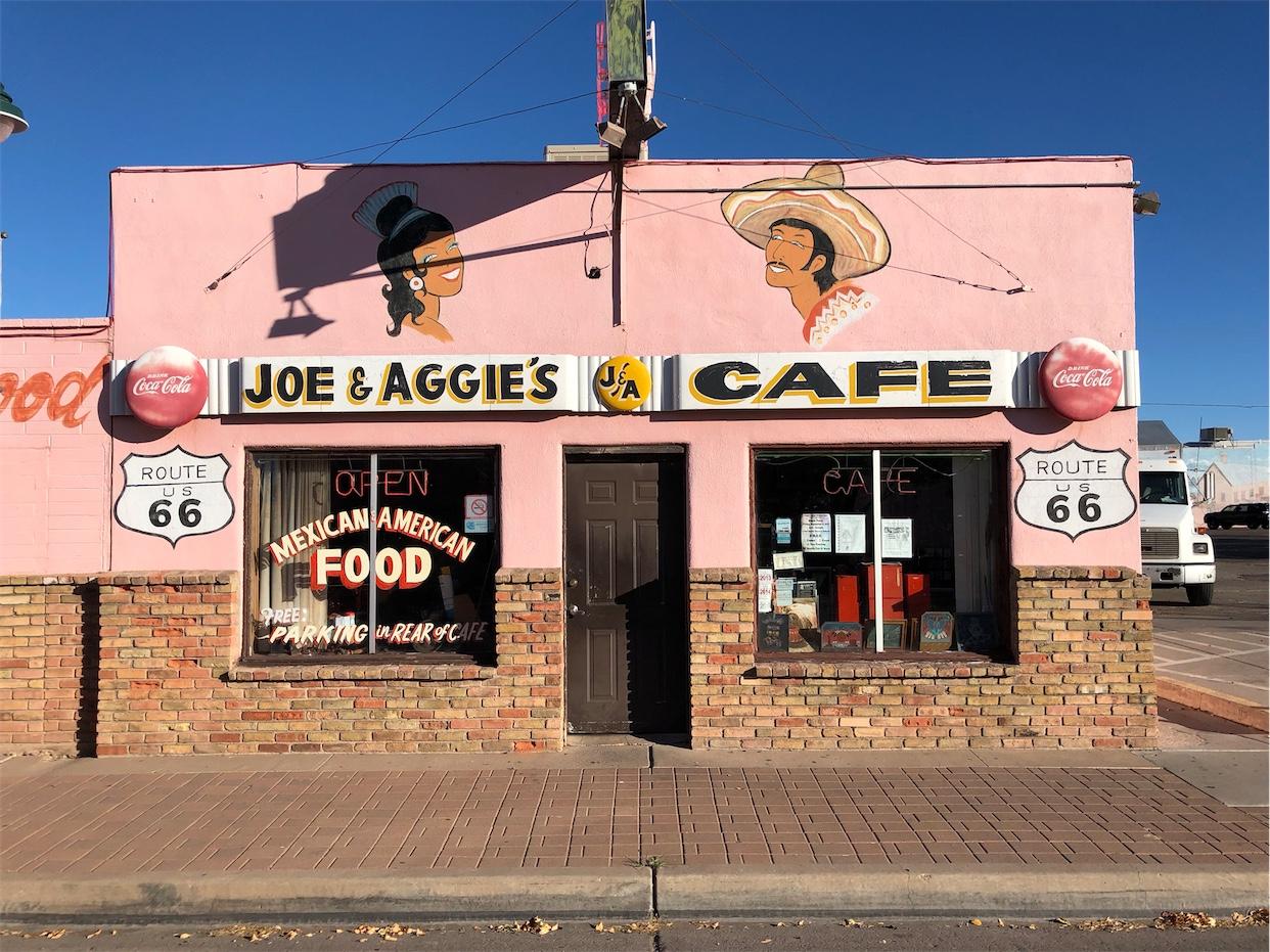 Joe & Aggie's Cafe