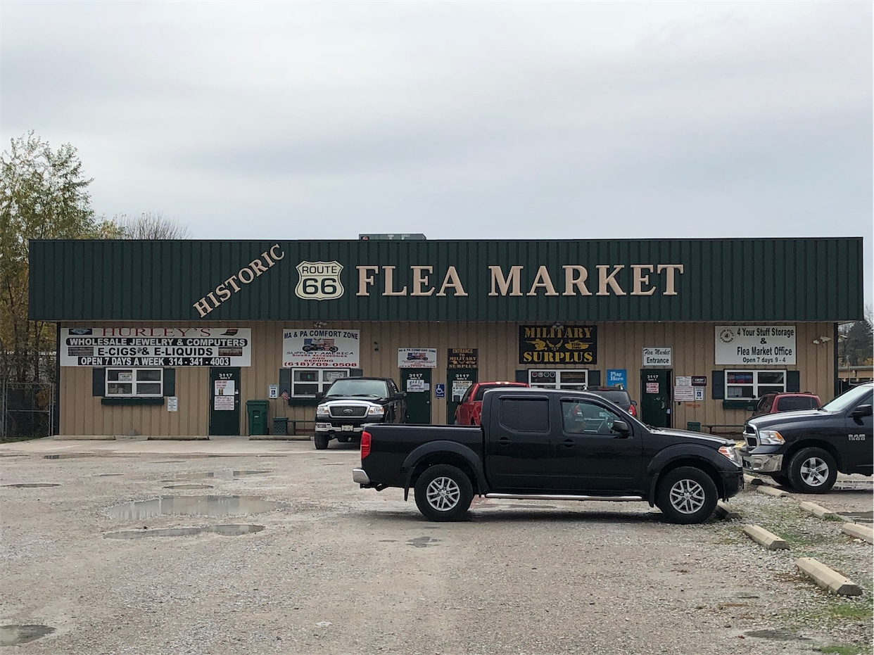 Route 66 Flea Market and Cafe