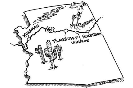 Winslow – Flagstaff