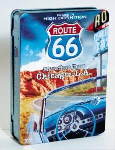 Route 66: Marathon Tour – Chicago to L.A. (Tin Packaging)