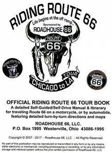 Riding Route 66 – a Self-guided Tour Book