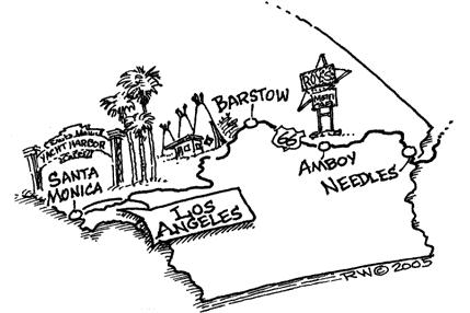Upland – Pasadena