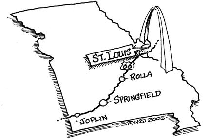 Saint Louis – Sullivan