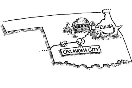 Tulsa – Davenport