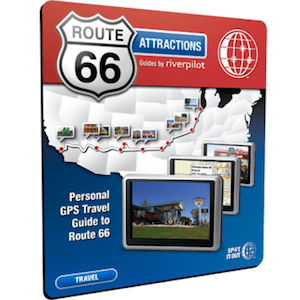 Route 66 GPS Attractions Guide