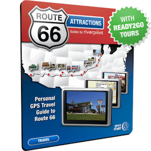 Route 66 GPS Turn By Turn