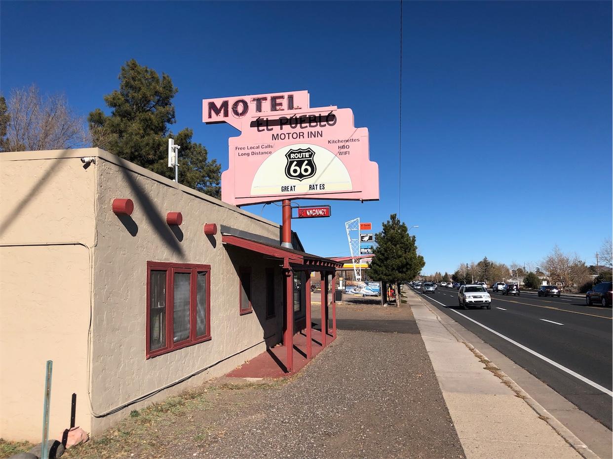 El Pueblo Motor Inn