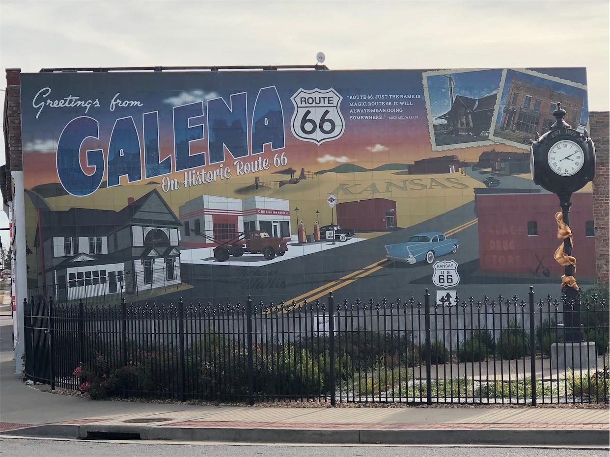 Murals of Galena