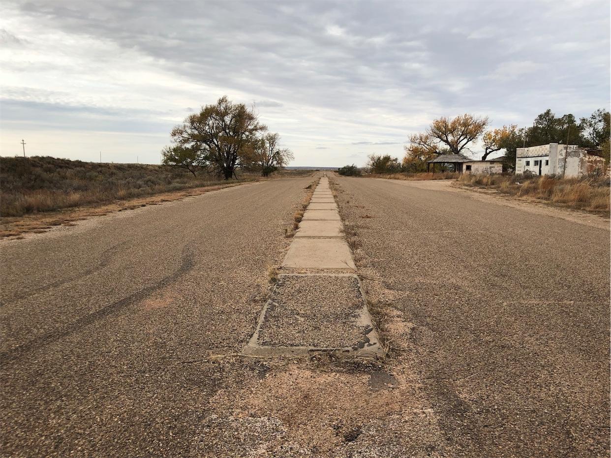 Dead End Route 66