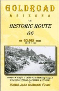 Goldroad Arizona on Historic Route 66
