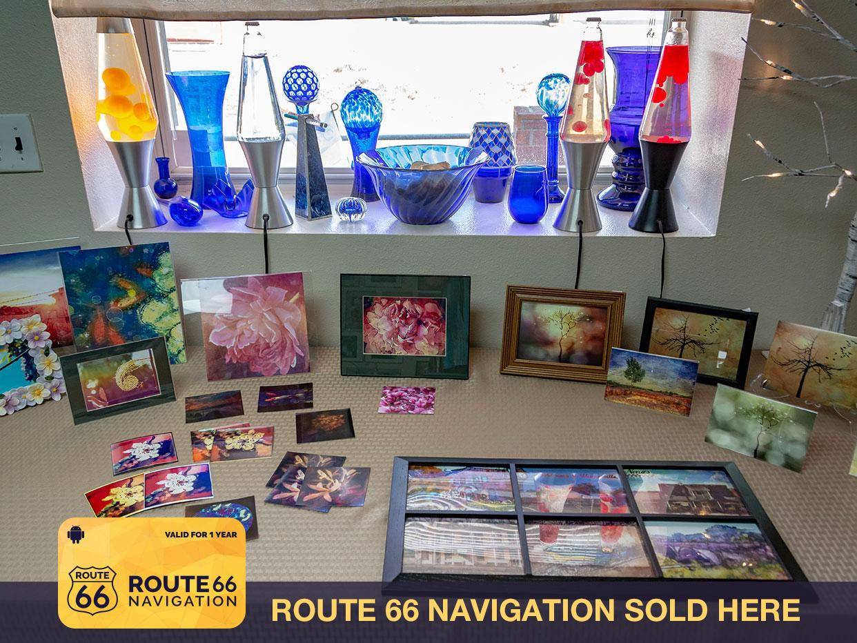 Route 66 Community Art Gallery