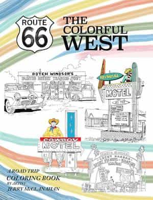 Route 66 the Colorful West