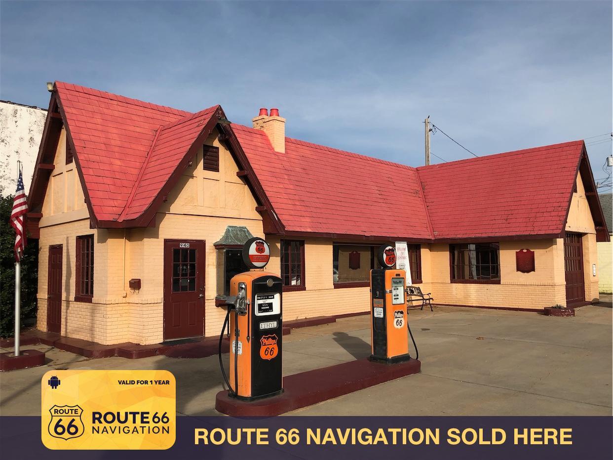 Baxter Springs, Kansas Route 66 Visitors Center
