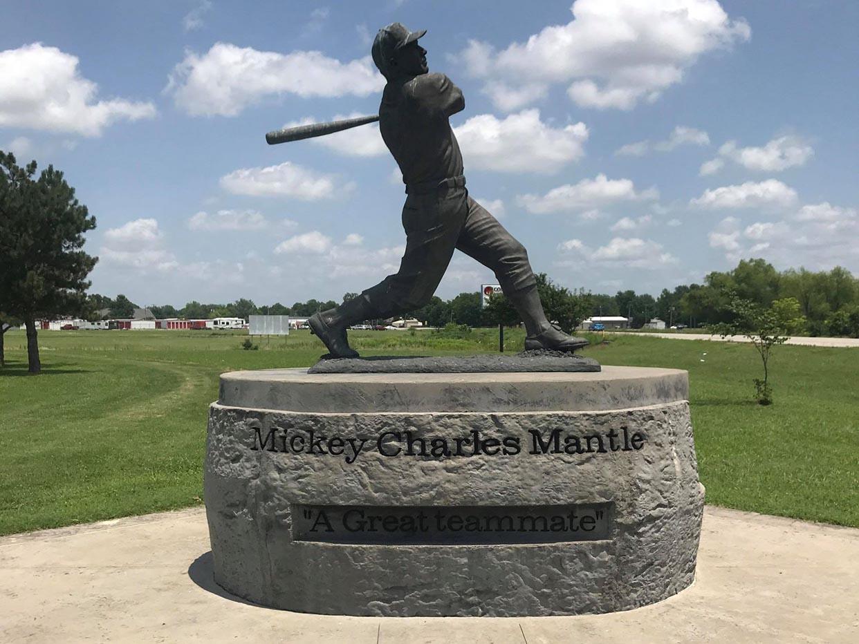 Mickey Mantle Field