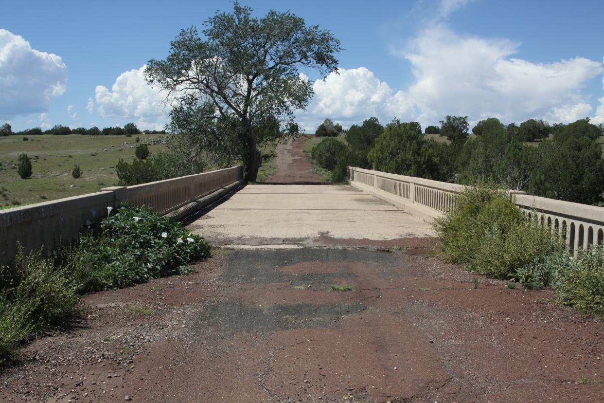 Partridge Creek Bridge
