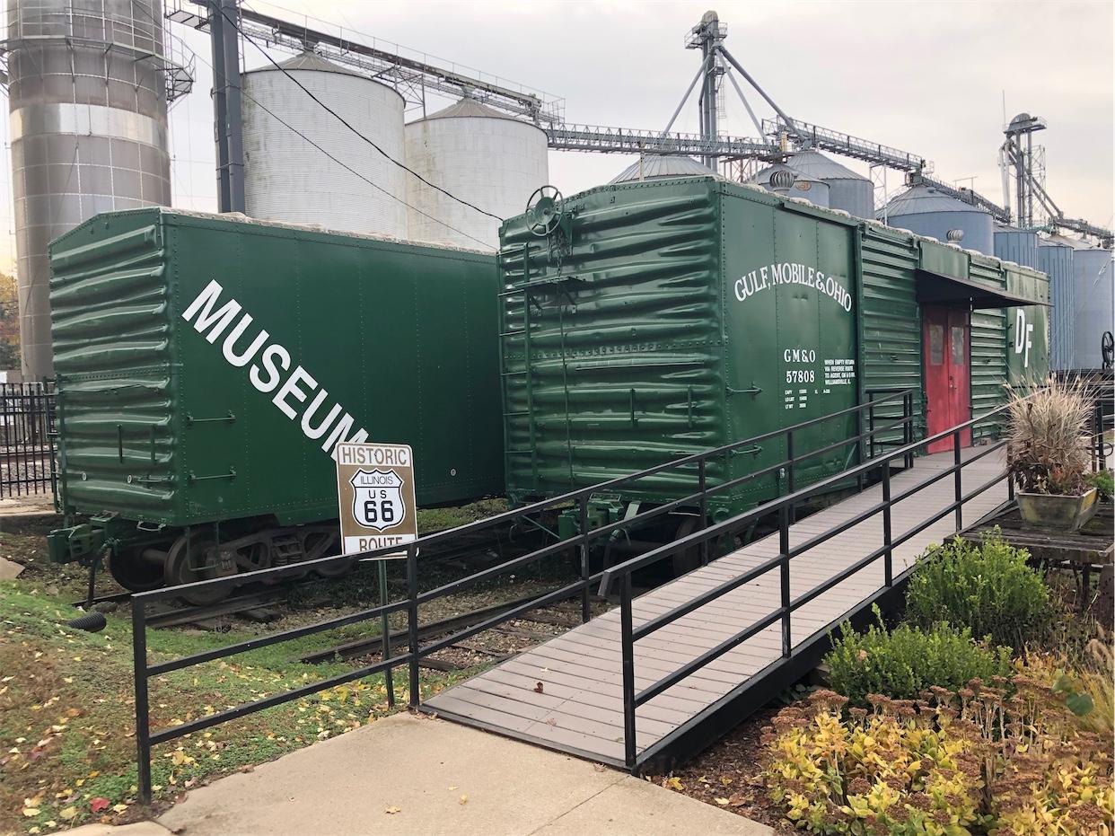 Boxcar Museum