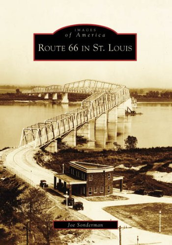 Places to look for on Route 66 in St. Louis