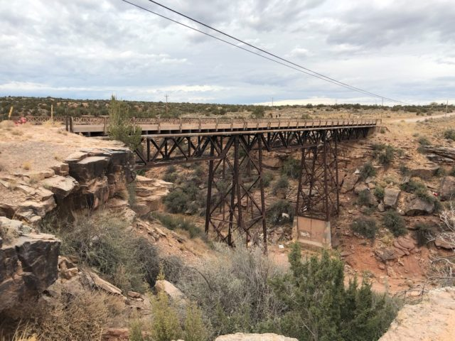 Querino Canyon Bridge, Houck, AZ  #route66 #historic66 #historicroute66 #roadsideamerica #instatravelshots #restore #route66navigation #route66passport #route66roadtrip #route66travelers #motherroad #travelusa🇺🇸 #route66rendezvous #travel #historicpreservation #route66adventure #route66journeys #loveroute66 #bestofroute66travelers #newmwxico #newmexicotrue #travelnewmexico #route66newmexico #route66nm #houck